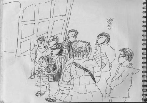 我参加过华山美校儿童画暑期班